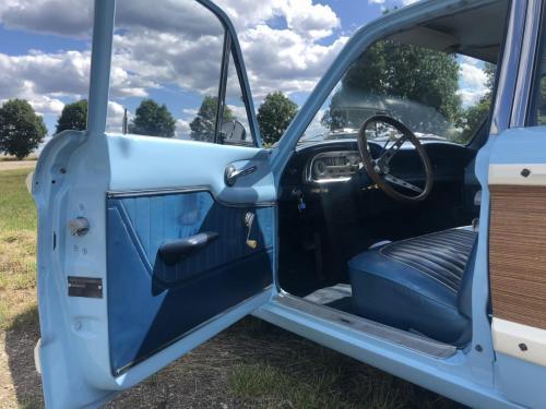 1963 Ford Falcon Squire Wagon 4