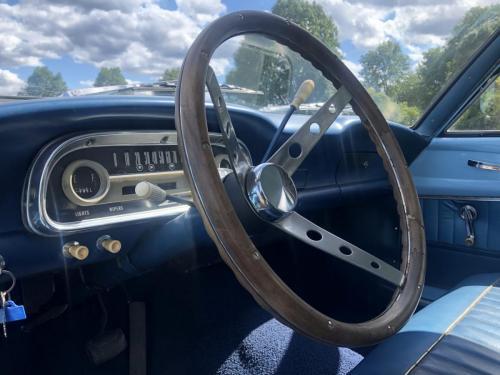 1963 Ford Falcon Squire Wagon 3